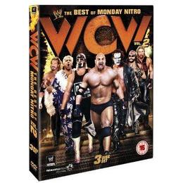 WWE: The Best Of WCW Monday Night Nitro - Vol.2 [DVD]